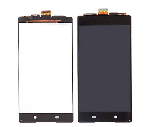 DHL 10pcs 100% new !!! For Sony Xperia Z4 LCD with Touch Screen Digitizer Assembly White or Black Color Free Shipping