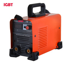 STICK ARC IGBT WELDING MACHINE, MMA ARC INVERTER WELDING MACHINE цена 2017