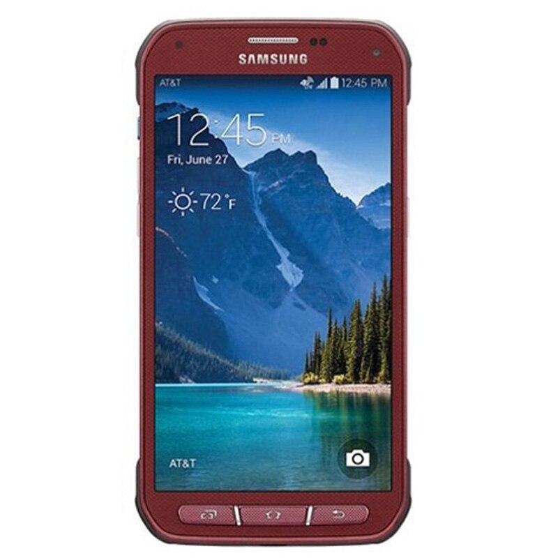 bilder für Original Samsung Galaxy S5 Aktive Samsung G870A handy Entsperrt 4G LTE 5,1 ''16MP, freies DHL-EMS Verschiffen