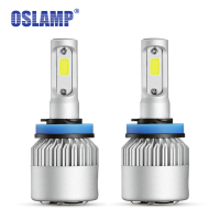 Oslamp Auto Styling H7 LED Headlight Bulb COB 72W 8000LM H3 Led H1 Car Bulbs Led
