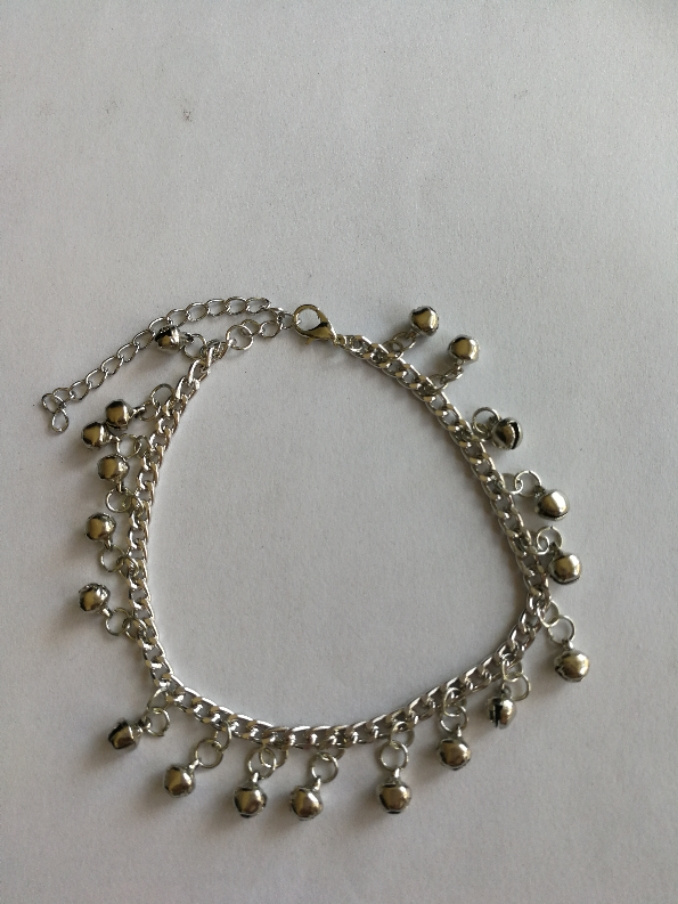 Silver Gold Gypsy Indian Bell Charm Ankle Bracelet Anklet Foot Chain Dance DD