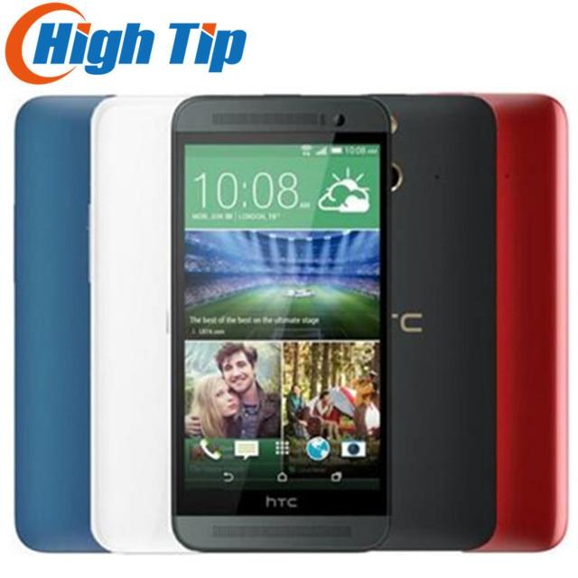 """Оригинальный разблокирована HTC один E8 мобильный телефон одной SIM Quad-Core Встроенная память 16 ГБ 5.0 """"Экран WI-FI 13MP камера Восстановленное сотовом телефоне"""