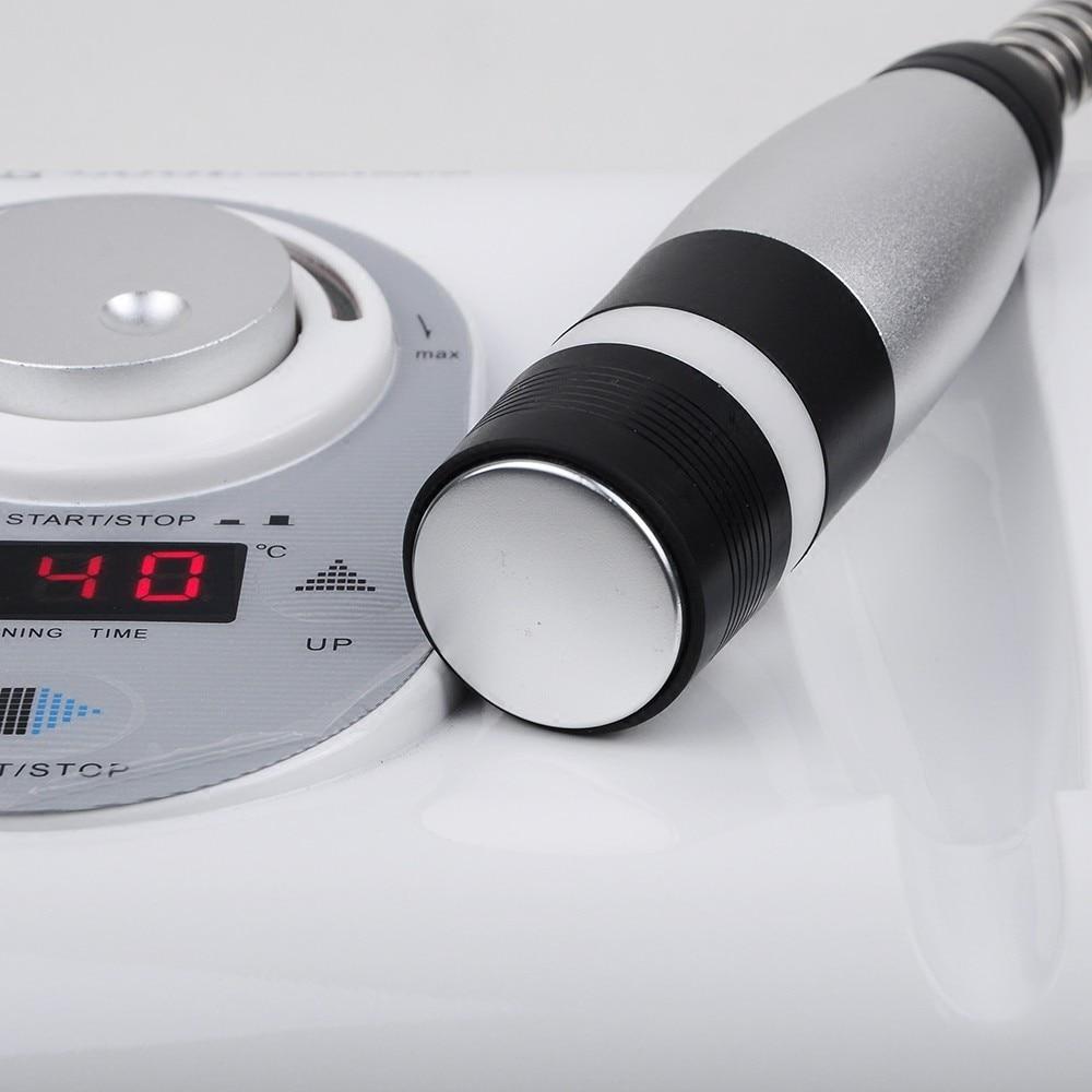 Radio Frequenza Macchina di Ringiovanimento Della Pelle misuratore di Cryo RF Ghiaccio Radio frequenza Apparecchiatura di Bellezza - 4