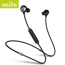 Neckband Wireless Earphone Super Comfortable Bluetooth Earbuds Workout Sports Waterproof Headset Anti-sweat Stereo Headphone