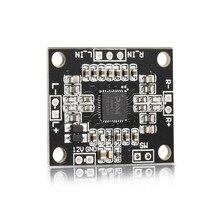 PAM8610 2x15 Вт 7-15 в усилитель мощности плата адаптер цифровой двухканальный стерео класс усилитель мощности плата мини адаптер модуль