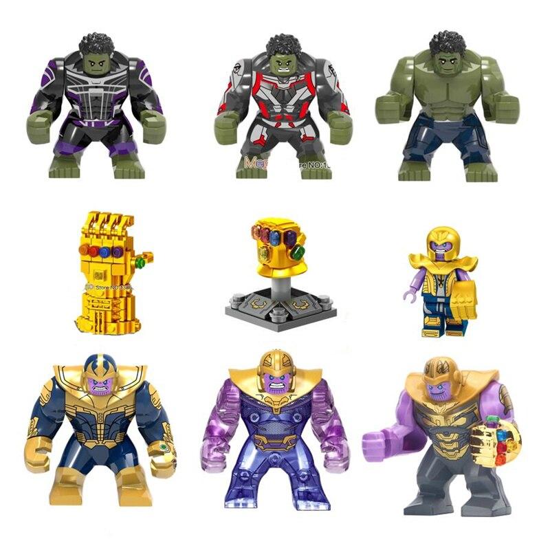 Big Avengers 4 Endgame Marvel Thanos Hulk Infinity ...