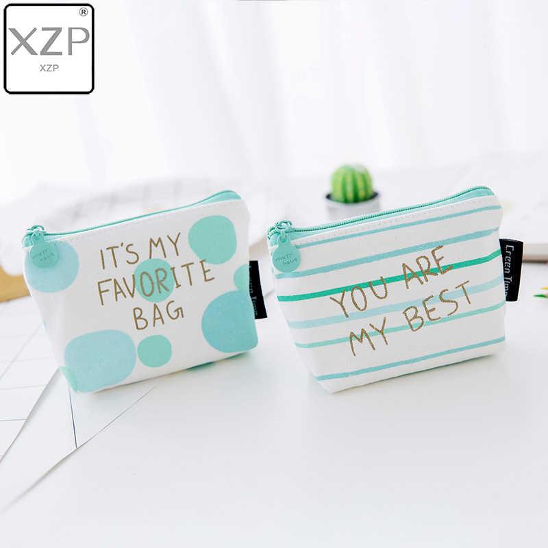 XZP Flor Bonito Chaves Coin Purse Moda Mini Pequena Fêmea de Couro das Mulheres Saco de Cartão de Dinheiro Carteira Borla Deixar Keychain para a Menina
