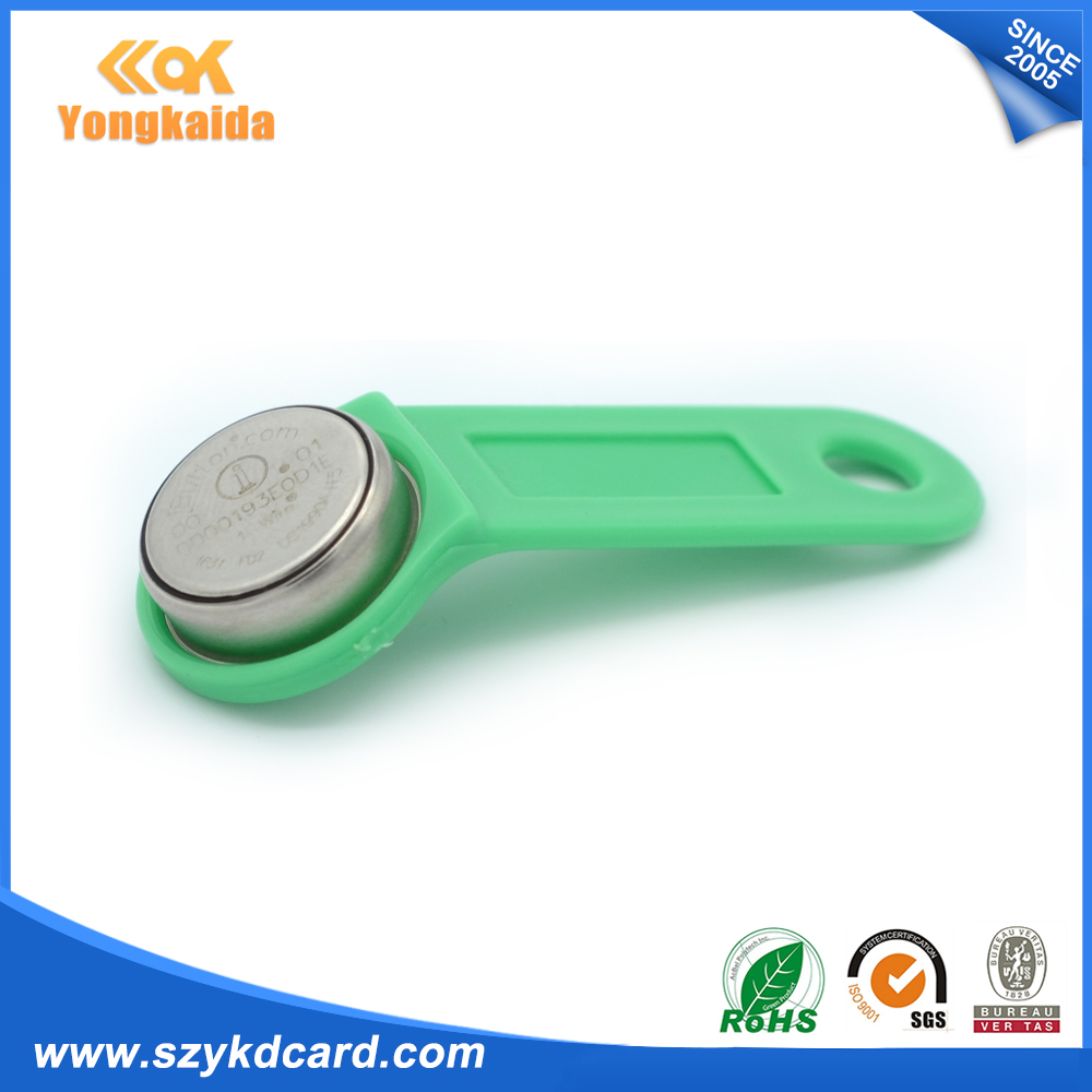 Access Control Cards Hot Sale 1000pcs/lot Original Ds1990a-f5 Ibutton Kay Rfid Touch 64 Bits Memory Key Read Only
