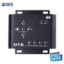 2CH Security Mini Mobile DVR for Taxi or Car