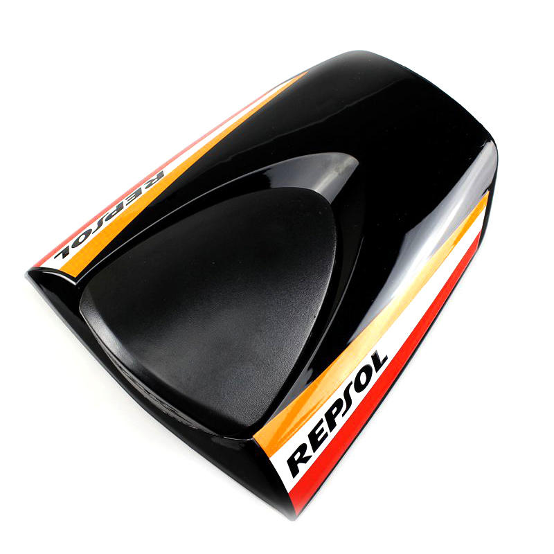 For Honda CBR CBR600RR F5 2007 2012 REPSOL Motorcycle High Quality ABS Plastic Pillion Rear Passenger