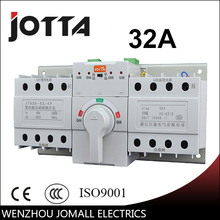 32A 4P new mini type ats Automatic Transfer Switch Rated voltage 220V /380V frequency 50/60Hz