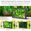 Feelworld FW279 7 Inch IPS 2200nits Camera Field Monitor 4K HDMI Input Output 1920X1200 LCD Monitor for DSLR Stablizer review