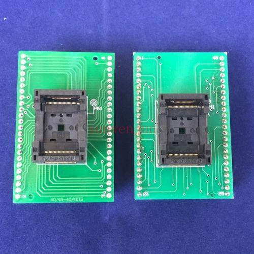 Kit adaptateur TSOP48/adaptateur/prise IC uniquement pour programmeur stager VS4800