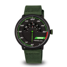 Time2U Mens Sport Motor Racing Dashboard Dial Casual Wristwatch Quartz Watch