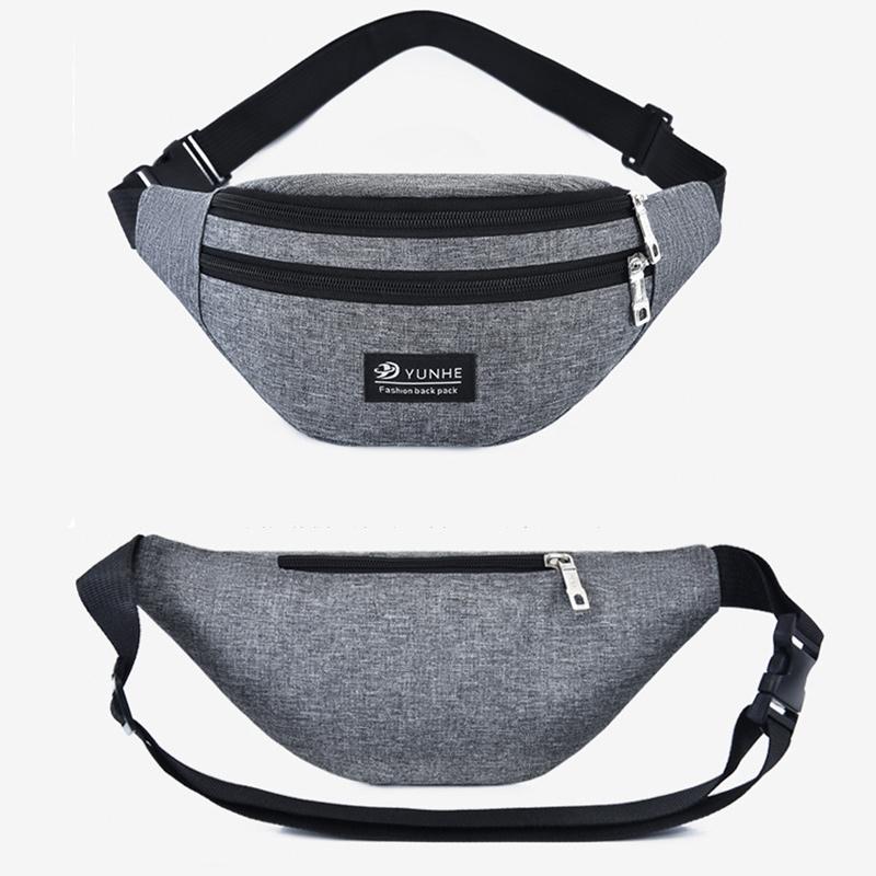 Women`s Belt Bag 2019 Waist Bag Men Fanny Pack Fashion Men Bum Bag Colorful Travel Hip Bag Belt Moblie Phone Zipper Pouch Packs