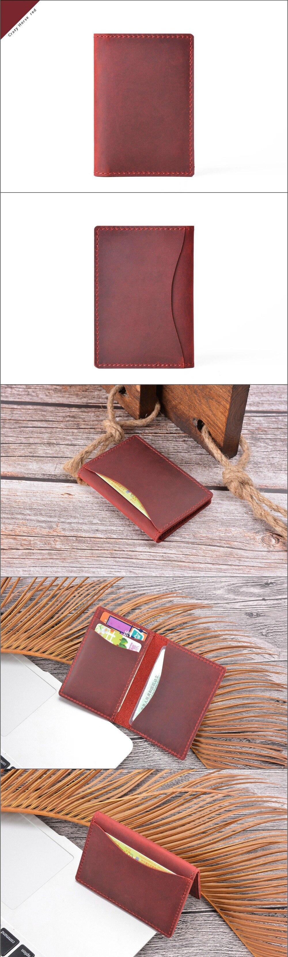 crazy horse leather card holder (1)