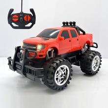 1:18 RC autó SUV dízelmotorok meghajtó Buggy autó távvezérlő Rádió vezérelt gép Off-Road autók játékok