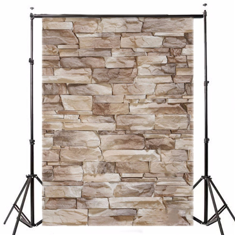 5x7FT Vinyl Brick Background Photography Stone Wall photographic Backdrop for Studio Photo Prop 1.5x2.1m waterproof shengyongbao 300cm 200cm vinyl custom photography backdrops brick wall theme photo studio props photography background brw 12