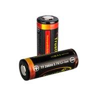 TrustFire 26650 5000 mah 3.7 v Li ion Recarregável com PCB Fonte de Alimentação para LED Flashlight (1 par)|battery explosion|battery blender|battery x60 -