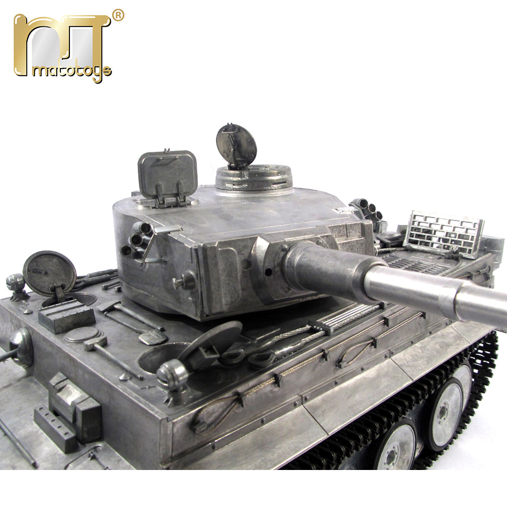 Mato 1220 100 Metal 24g Rc Tank 1 16 German Tiger Infrared Merkava Schematic Battle Recoil Barrel Bb Shooting Airsoft Ready To Run Vs Tamiya In Tanks From Toys
