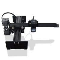 2500 5000MW A5 17 21cm Small Portable Desktop Laser Engraving Machine CNC Printer DIY Desktop Woodworking