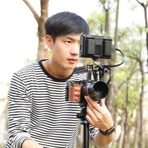 Image 3 - Smallrig 6500 カメラケージソニーA6500 カメラ木製ハンドルグリップフォームフィッティングA6500 ケージスタビライザー 2097