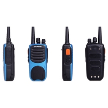 New Arrival Baofeng BF-999S Plus 8W Walkie Talkie Durable Dust-proof Rain-proof Two Way Radio EU/US Plug Blue Black