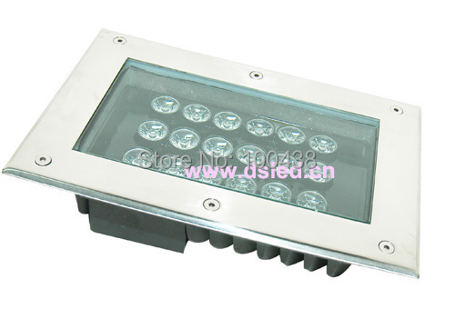 Square size, CE,IP67 high power 18W underground LED light,Recessed LED floor light. DS-11D-L240160-18W,110-250VACSquare size, CE,IP67 high power 18W underground LED light,Recessed LED floor light. DS-11D-L240160-18W,110-250VAC