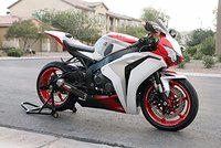 White Red Silver Fairing Bodywork Injection for 2008 2011 Honda CBR 1000 RR CBR1000RR