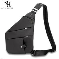 ARCTIC HUNTER Brand New Design Shoulder Crossbody Bags Men Travel Fashion Men Bag Anti Theft Chest
