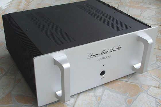 AR998 полностью алюминиевый усилитель корпуса/усилитель Hifi/внешний радиатор/корпус усилителя/Чехол