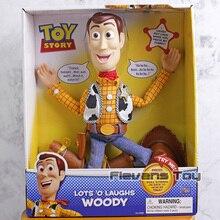 La historia del juguete hablando Woody Jessie PVC figura de acción de colección  modelo de juguete de los niños para niños navida. 8b3057e6c8c