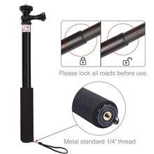 Consumer Electronics - Camera - Waterproof Monopod Tripod Extendable Handheld Monopod Selfie Stick Monopod for GoPro Hero 4 3 2 xiaomi yi /SJ4000/Sony