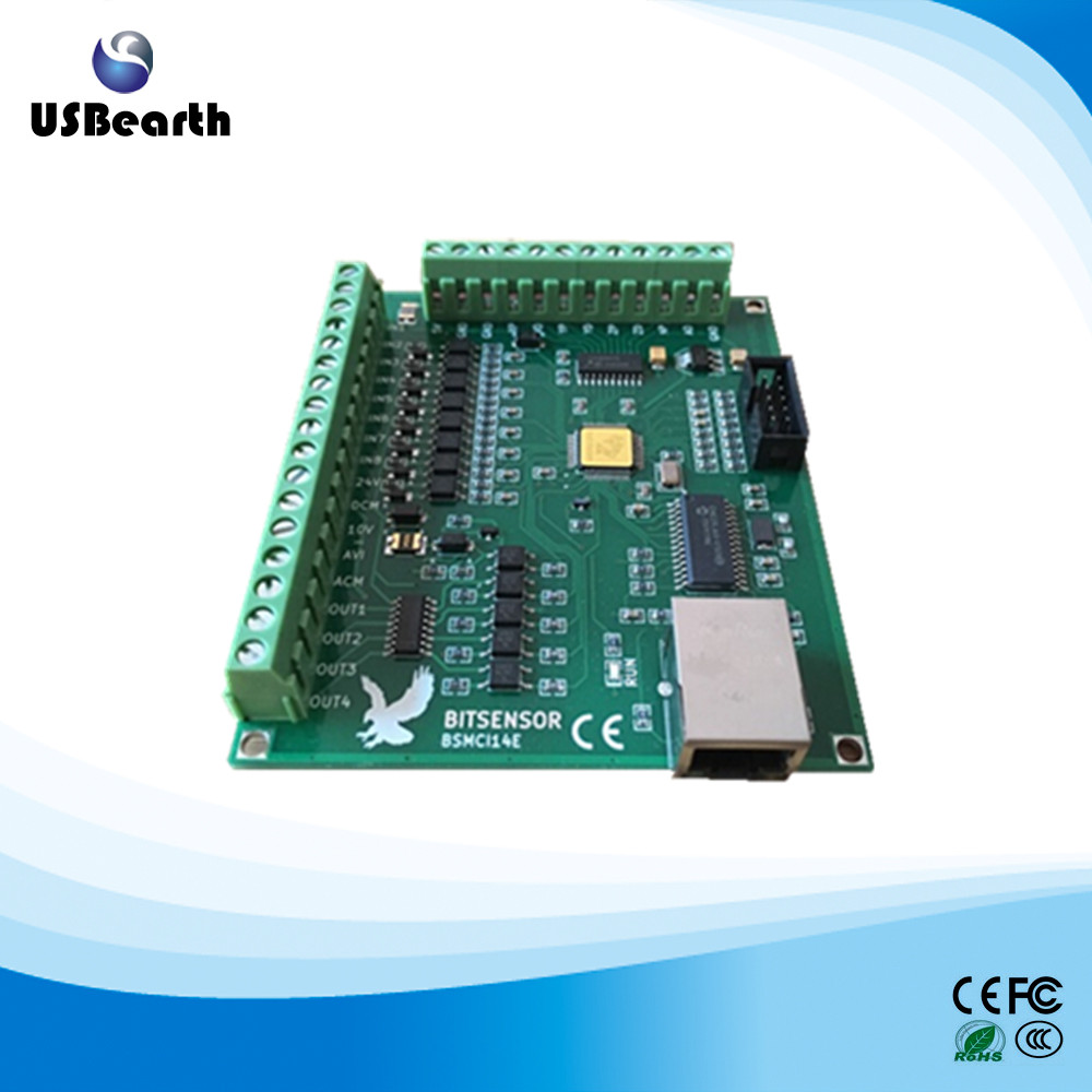 mach3 контроллер схема