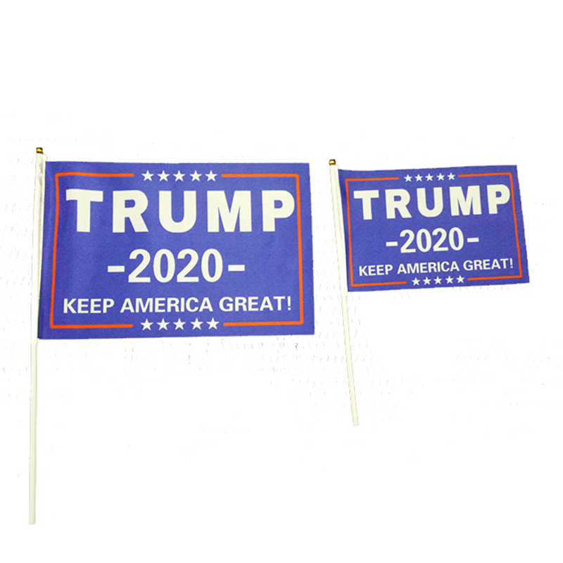 2020 Donald Trump Keep America Great Flag Banner For President Campaign Supply