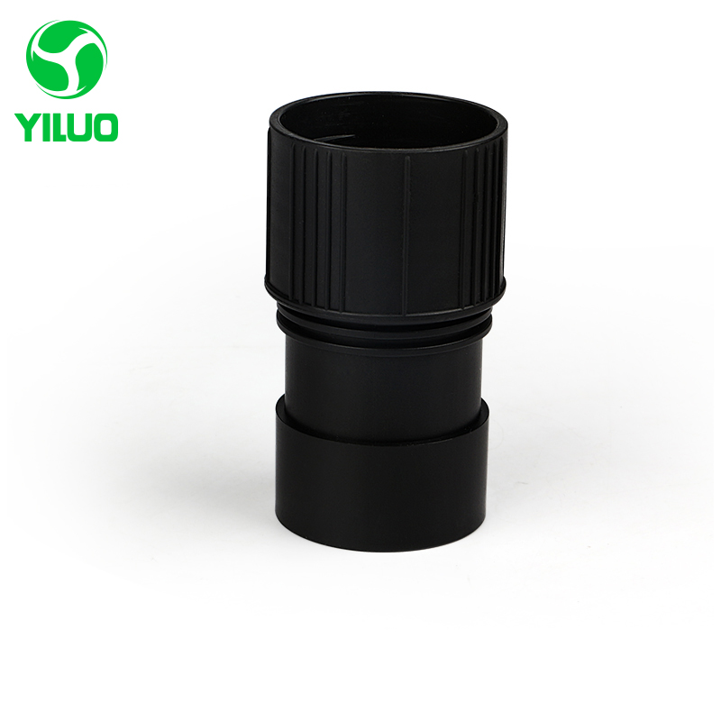 Vacuum cleaner inner diameter 40mm PP Plastic Connector/ adapter For Accessories Idustrial Vacuum Cleaner vacuum cleaner inner diameter 35mm abs plastic handle connector for accessories idustrial vacuum cleaner