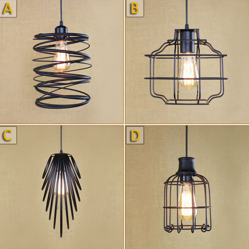 Aliexpress.com : Buy New Vintage LED Pendant Lights