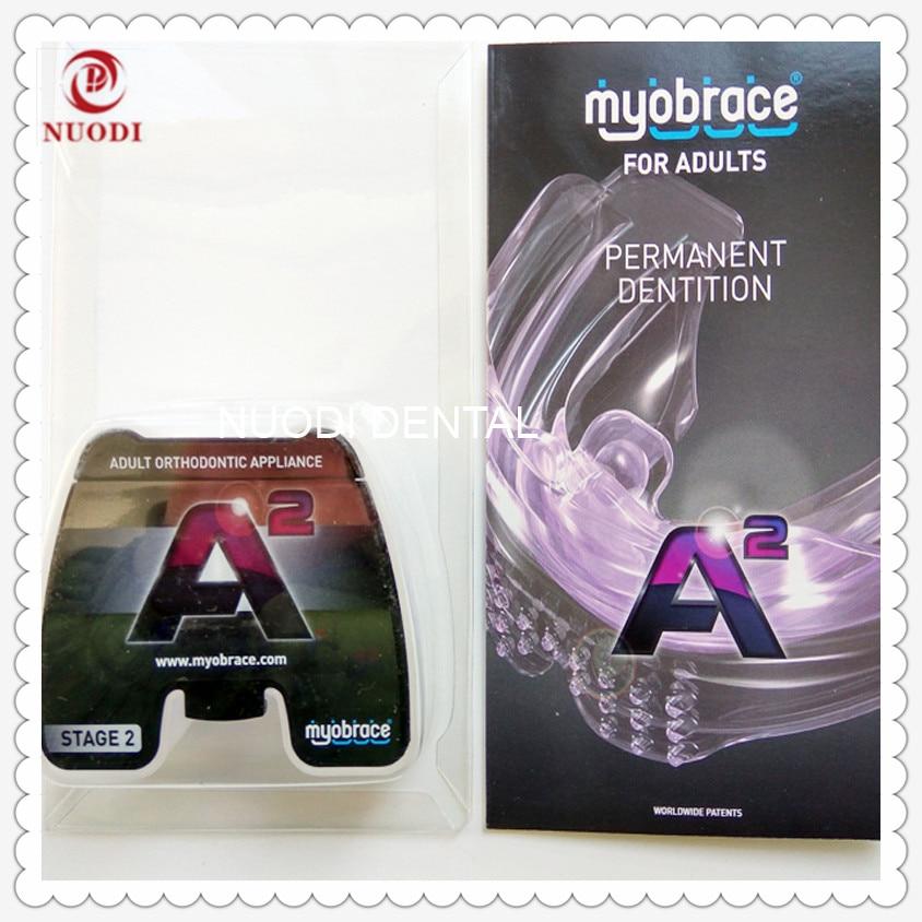 Adult Malocclusion teeth trainer A2 dental alignment/MRC teeth trainer appliance A2 anterior crowding/Orthdontic brace A2 yb12al a2