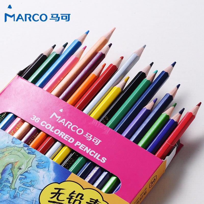▻Oficina/escuela suministros marco 4100 24/36 colores prismacolor ...