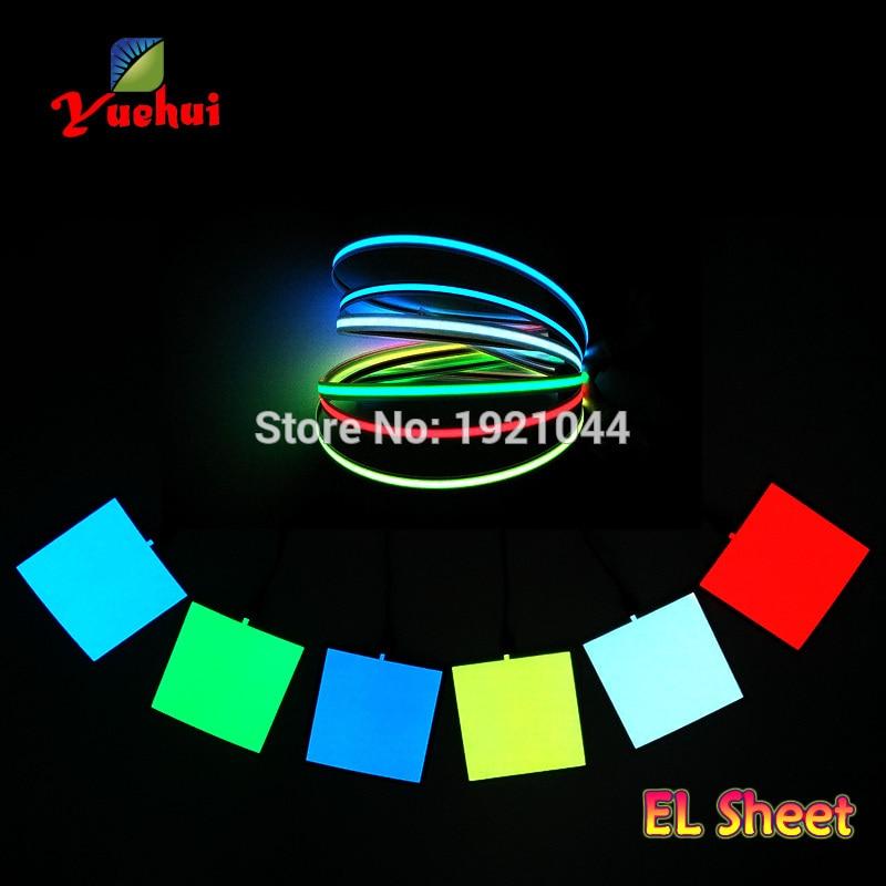 6 գույների ընտրություն 10X10CM Առանց - Տոնական պարագաներ - Լուսանկար 5