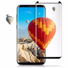 Kaers Tempered Glass For Samsung Galaxy S9 S9Plus 3D 9H Screen Protector Protective Film Case Friendly
