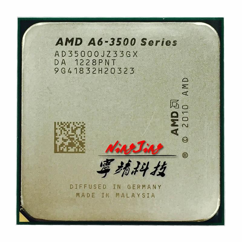 AMD A6-Series A6-3620 2.2GHZ Quad Core Socket FM1 CPU AD3620OJZ43GX