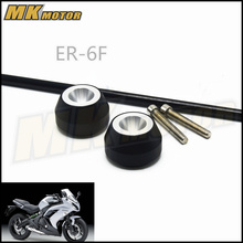 Free delivery For KAWASAKI ER-6F 2012-2015 CNC Modified Motorcycle drop ball / shock absorber