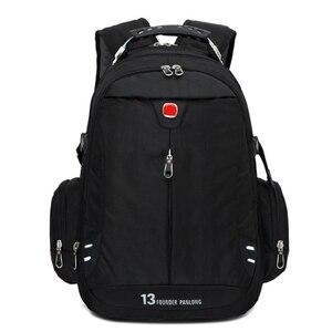 Image 1 - Backpack Fashion Leisure Shoulder Travel School Bags Laptop Computers Unisex Rucksacks Bagpack Hot Super Quality laptop travel
