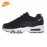 Nike Air Max 95 PRM Men's Running Shoes, Black, Shock Absorption, Anti slip, Quick drying 538416 008