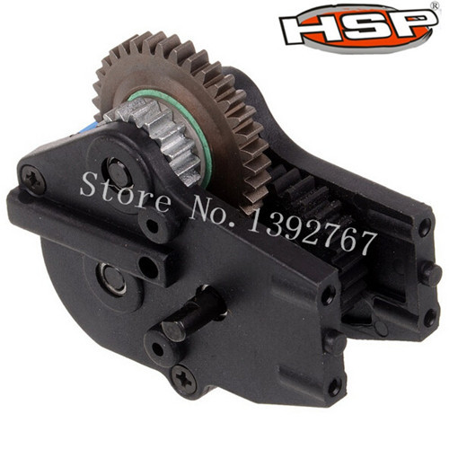 1 Pcs 08063 RC Car Spare Part Central Gear Box Hi Speed 1/10 HSP Parts Free Shipping