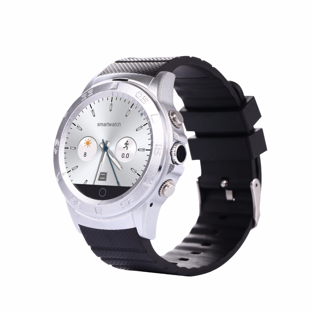 Smart Watch Men Phone Remote Camera Video Recording Heart Rate Tracker Bluetooth On Wrist all compatible for iOS Android OS G601 kw18 men smart watch round screen bluetooth 4 0 anti lost alert remote camera heart rate tracker black silver golden smart clock