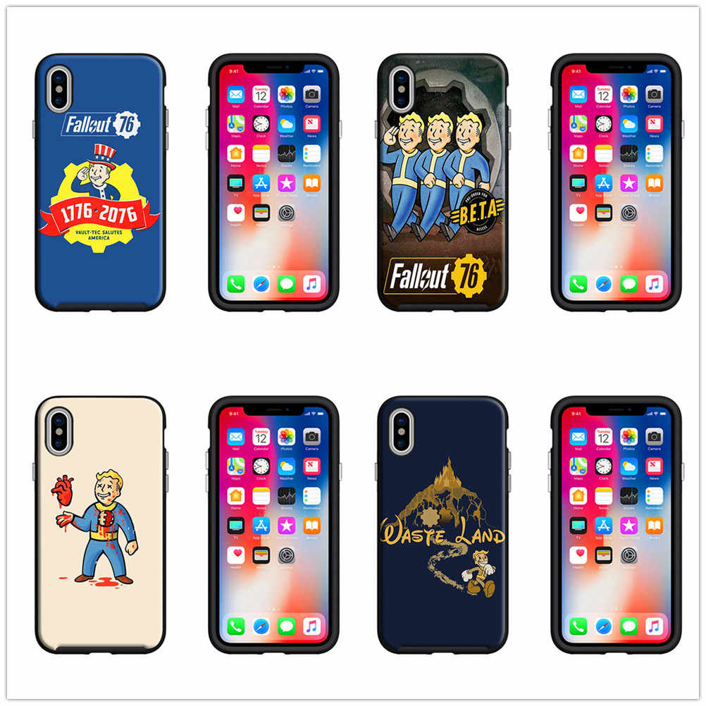 coque iphone 7 fallout