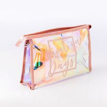 Travel Multifunction Holographic Cosmetic Makeup Bag Toiletry Organizer Storage Case