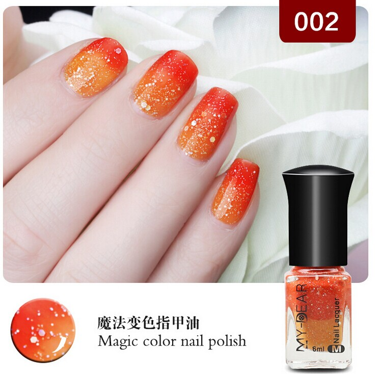 Newest 29 Colors 6ml High Ingredients Holographic gel nail polish ...